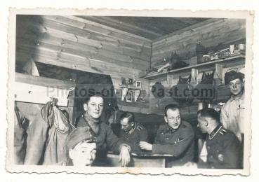 Bunker Soldaten