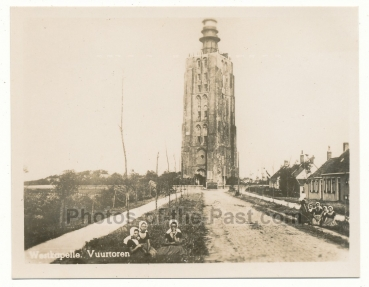 Westkapelle Holland Leuchtturm