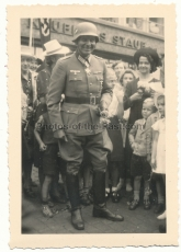 Kommandeur der Wehrmacht mit Ritterkreuz und Pour le Merite !