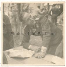 Ritterkreuzträger Hauptmann Rettberg Luftwaffe Zerstörergeschwader ZG 26