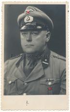 Portrait NSKK Offizier Kraftfahrerkorps