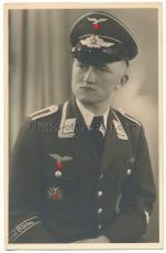 Unteroffizier der Luftwaffe mit Ärmelstreifen General Göring und Spanienkreuz mit Schwertern