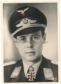 Ritterkreuzträger Hauptmann von Malapert Röhr AK