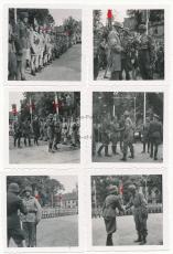 20 Fotos Fallschirmjäger bei der Kreta Siegesfeier in Gardelegen