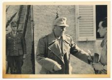 Ritterkreuzträger des Heeres Generalfeldmarschall Kesselring