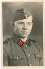 Portrait Waffen SS Sturmmann SS Panzer Division HITLERJUGEND