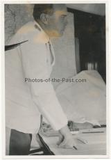 Generalfeldmarschall Kesselring im Eisenbahn Befehlszug im Osten - Ritterkreuzträger der Luftwaffe
