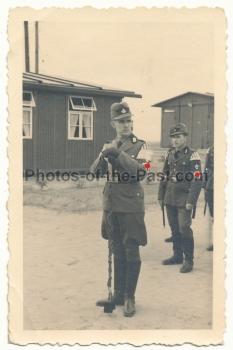 Reichsarbeitsdienst RAD Offizier Gau 254