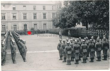 Wehrmacht Vereidigung