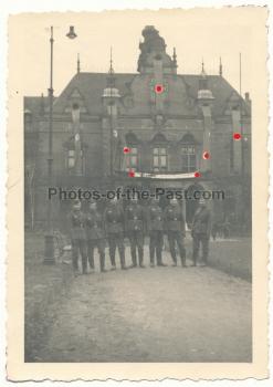 Deutsches Haus Brünn Tschechien 1939