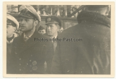 Ritterkreuzträger der Kriegsmarine - Kapitänleutnant Wolfgang Lüth - U Boot Kommandant U 43 U 138 U 181