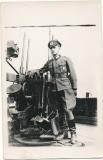 Vierlingsflak Artillerie Geschütz 2cm Flak Vierling
