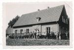 Einweihung HJ Heim Harsewinkel Hitlerjugend und SS Führer