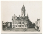 Middleburg Holland Rathaus