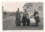 Waffen SS Mann mit Familie