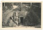 Bunker Eingang Arras Vimy Ridge Grange Entrance