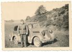 Ford Eifel PKW Wehrmacht