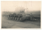 Panzer KW II