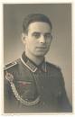 Portrait Feldwebel mit Schützenschnur