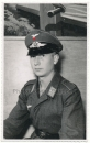 Portrait Luftwaffe Brüssel Belgien 1942
