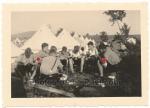 Hitlerjugend Grimma 1939 HJ Zelte