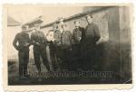 SS Männer mit Hund