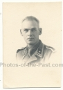 Portrait SS Scharführer