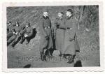 SS Männer auf Schiessstand 1941