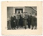 SS Mann mit Familie Steinegge 1940