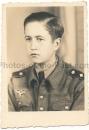 Portrait Flieger HJ Hitlerjunge