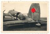 Heinkel He 111 Bomber Flugzeug der Luftwaffe mit Kennung BI+AA