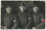 Portrait Organisation Todt Männer