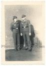 Konvolut 3 Fotos Luftwaffe Ärmelband General Wever Kampfgeschwader 4 - Frau in Uniform