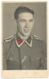Portrait Waffen SS Unterscharführer