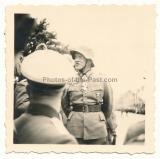 Knight´s cross officer General Lindemann