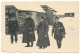 4 Fotos Generalstab Hoppe Ritterkreuzträger Generäle IR 424 126. ID Ostfront Russland