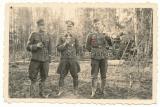 Offiziere der Wehrmacht in Russland Deutsches Kreuz in Gold Träger !