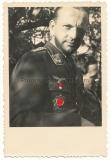 Luftwaffe Hauptmann Röber Deutsches Kreuz in Gold Träger