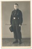 Portrait photo Hitler youth HJ boy