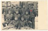 Portrait Foto Wehrmacht Soldaten Infanterie Regiment 3 Soldat mit goldenem NSDAP Parteiabzeichen !