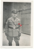 Stahlhelmbund soldier with helmet badge