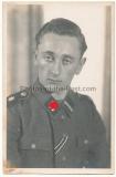 Portrait Waffen SS Rottenführer Leibstandarte Adolf Hitler LAH 1944