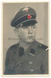 Portrait Waffen SS Sturmmann
