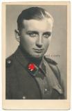 Portrait Waffen SS Schütze Kriegsjahr 1944