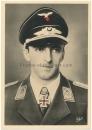 Ritterkreuzträger Major Graf Röhr AK