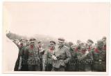 Waffen SS Regiment Langemarck Reg. Kdr. Standartenführer Schuldt Btl. Kdr. Sturmbannführer Fick ! Ritterkreuz Deutsches Kreuz Ärmelband