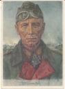 Willrich VDA Ritterkreuzträger Postkarte Erwin Rommel