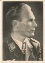 Hoffmann VDA Ritterkreuzträger Postkarte Major Baumbach