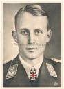 Ritterkreuzträger Hauptmann Kaldrack Röhr AK