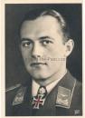 Ritterkreuzträger Leutnant Schnell Röhr AK
